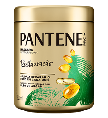Pantene 600ml restauracao